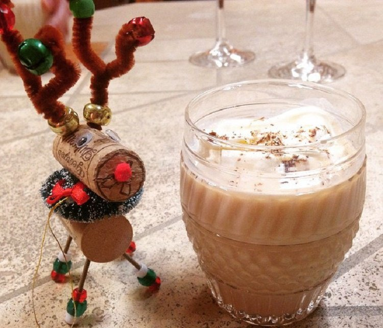 easy ways to make eggnog vegan non alcoholic and for kids
