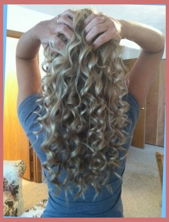 easy ways to add waves and curls to hair