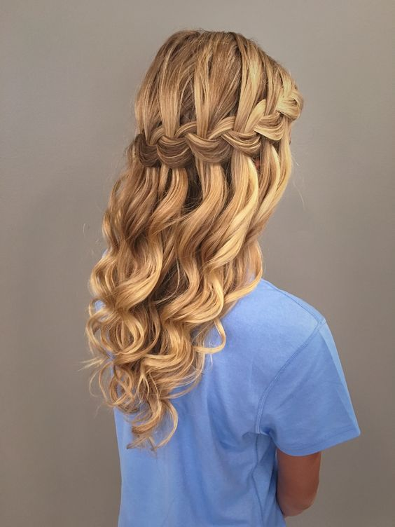 easy ways to add waves to hair