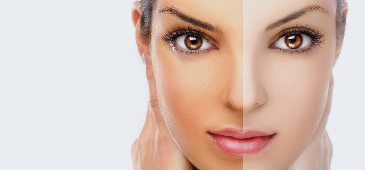 Easy Ways of Whitening Skin at home naturally