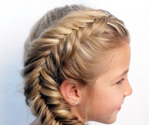 easy ways to do your hair for sports