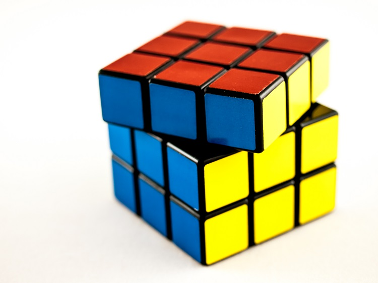 easy ways to solve the Rubiks cube