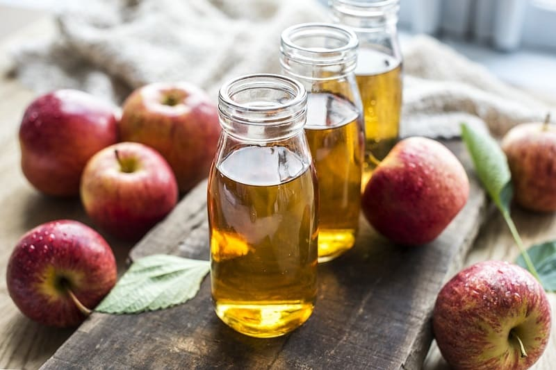 apple cider vinegar for Jock Itch