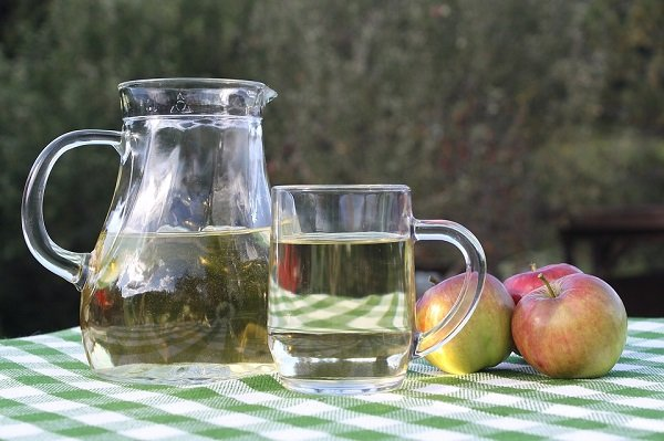 apple cider vinegar for chalazion