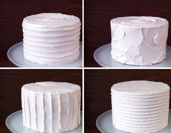 butter cream ideas