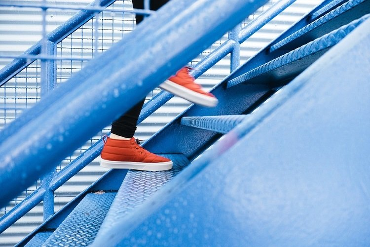 easy ways to add more steps to your day