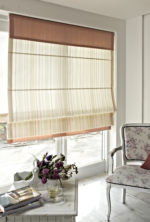 easy ways to brighten up a room with curtains and blinds