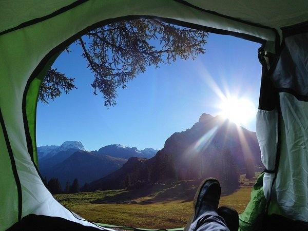 easy ways to camp like a pro