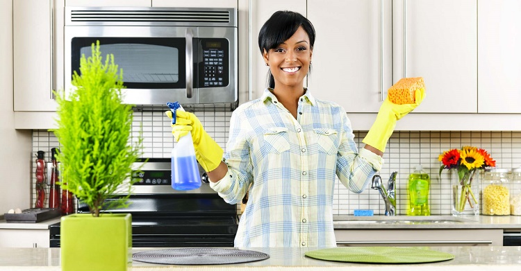 easy ways to clean your house