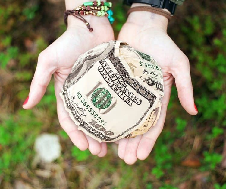 easy ways to collect money for charity
