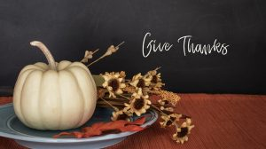 easy ways to give back to the community this thanksgiving