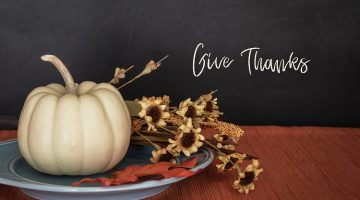 14 Easy Ways To Give Back To The Community This Thanksgiving