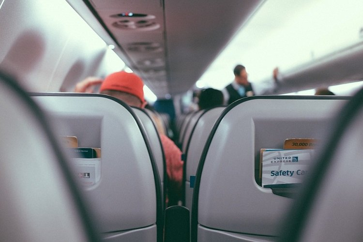 easy ways to make your long haul flight more comfortable
