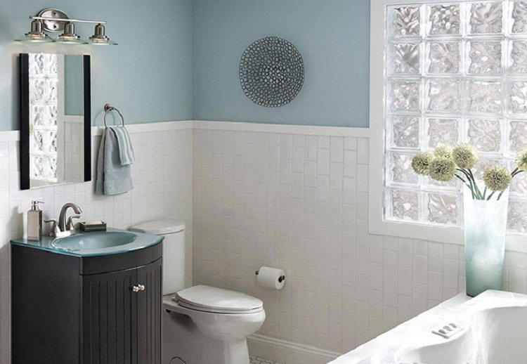 easy ways to renovate a bathroom