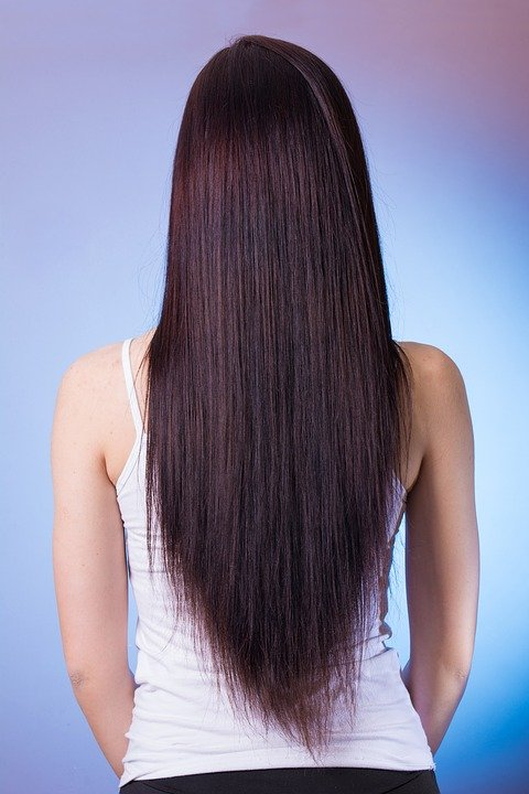 how to get straight hair overnight naturally