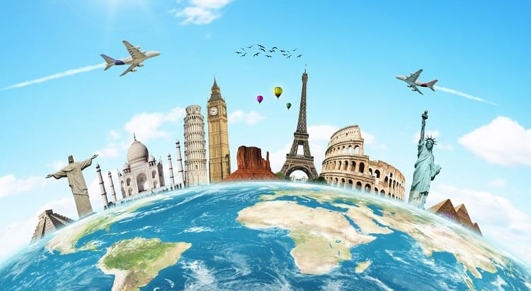 easy ways to travel the word for less