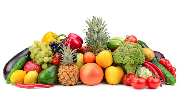 eat more fruits and vegetables
