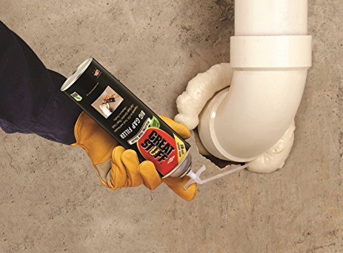 easy ways to seal air leaks with foam sealant