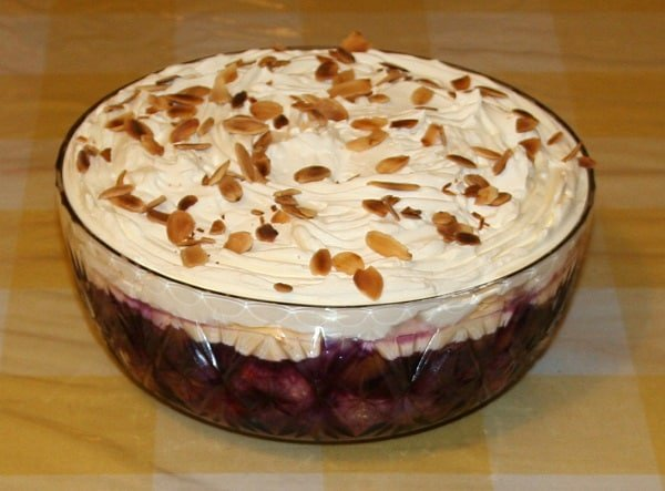 gingersnap trifle