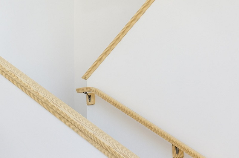 hand rails for staircase
