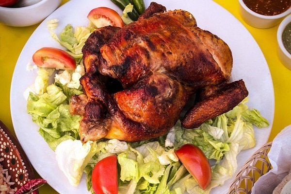how to cook chicken without oil