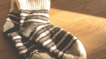 how to get rid of old socks