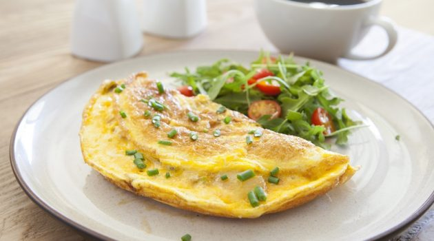ways to make an omelet