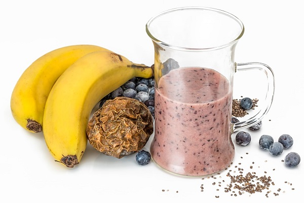 how to make chia smoothies