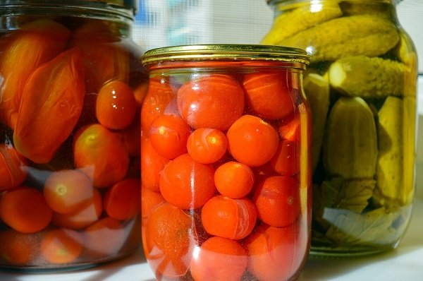 how to preserve tomatoes without refrigerator