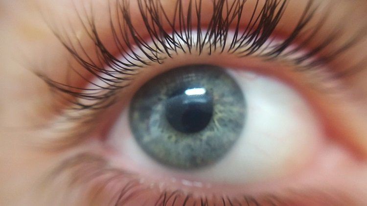 how to stop eyelashes from falling into eye