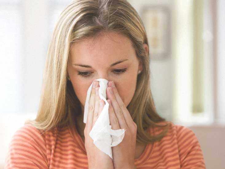 how to stop bloody nose quickly