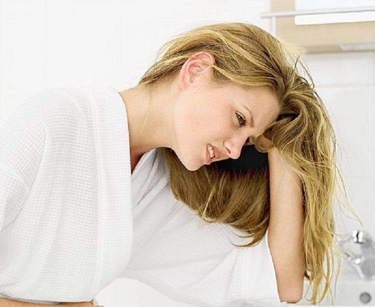 how to stop period cramps at night