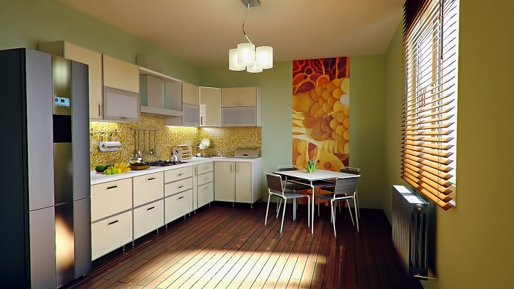 easy ways to update kitchen