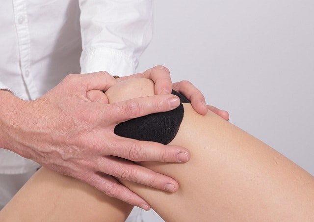 ways to get rid of knee pain