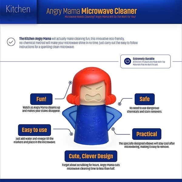 microwave cleaning products