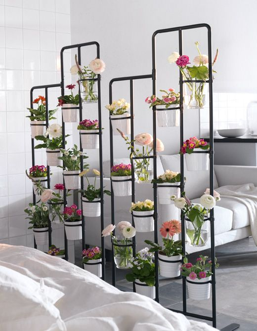 plants room divider ideas diy