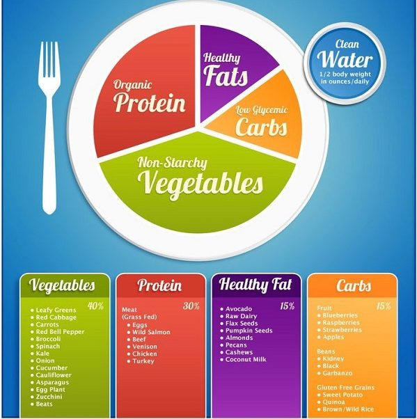 portion control plate guide