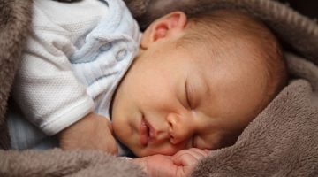 10 Easy Ways to Get A Baby To Sleep Through The Night