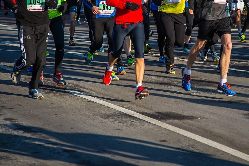 ways to train for a 5k on a treadmill