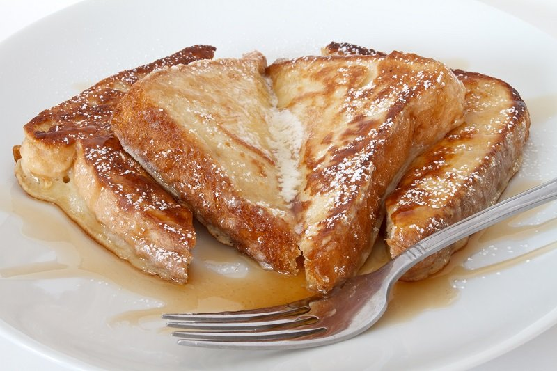 soggy French toast